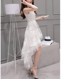 Women Beautiful Comfortable Fashion Lace Dress