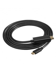 1.8M 4K USB C Type C Male To HD Male Cable For Tablet Laptop Cellphone