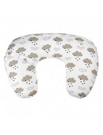 Baby Cot Pillows Newborn Infant Anti Flat Head Cushion Neck Anti Roll Support