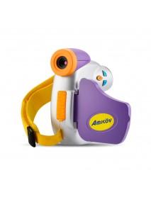 Amkov DV-C7 5MP 1080P HD Mini Video Key Sound Children Camera