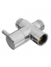 G1/2 Bathroom Angle Valve For Shower Head Water Separator Shower Diverter Switch Valve
