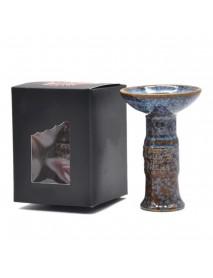 1Pc Ceramic Shisha Bowl Special Use For Pipe Smoking Bar KTV Bath Gifts Tobacco Pipe Bowl