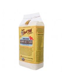 Bob's Brown Rice Flour Gluten Free ( 4x24 Oz)