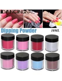 10ML Nail Dipping Powder without Lamp Cure Dip Powder Nails Natural Dry Beauty