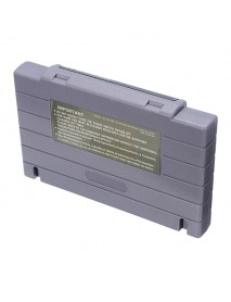 16 Bit Game Cartridge Card for 46 Pin SFC SNES NTSC System for Super Mario All-Stars
