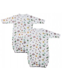 Infant Gowns - 2 Pack