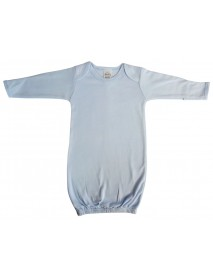 Bambini Infant Blue Gown