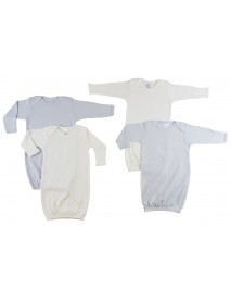 Infant Gowns - 4 Pack