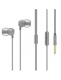 UiiSii HM7 Super Bass Stereo Metal Perfume Earphone with Microphone 3.5mm