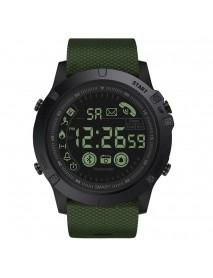 HONHX Casual bluetooth 4.0 Luminous Display Sport Monitor Camera Remote Waterproof Men Wristband Smart Watch