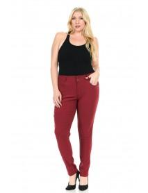 926 Women's Jeans - Plus Size - High Waist - Push Up - Style W1506 - Size:14