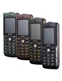 GOFLY V2000E 2.2 Inch 2850mAh Power Bank Big Speaker Torch FM Dual SIM Outdoors Feature Phone