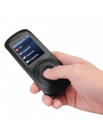 2.4 Inch Touch Screen Instant Smart Voice Translator Real Time WiFi 16 Languages Travel
