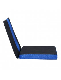 45x41x5cm Chair Wheel Chair Seat Cushion 3D Net Cloth Sponge Back Support Pain Relief Office Seat