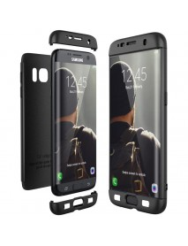 Bakeey 3 in 1 Double Dip 360 Protective Case Hard PC Cover for Samsung Galaxy S7/S7 Edge