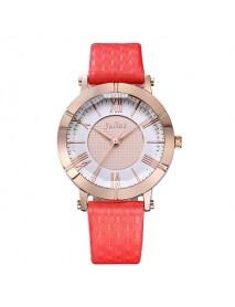 JULIUS 789 Fashion Luxury Leather Strap Ladies Student Quartz Watch