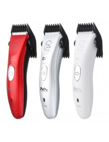 100-240V Led Indicator Electric Hair Trimmer Pet Cordless Clippers Rechargeable Hair Cutter