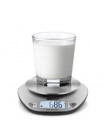 SENSSUN Electric 1g/5kg LCD Stainless Steel Kitchen Scale Home Baking Scale Measuring Tool from Xiaomi Youpin