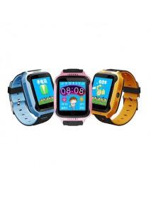 Bakeey 1.44inch Touch Screen SOS GPS LBS LocationTracker Flashlight Pedometer Children Smart Watch