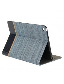 Business Canvas Smart Flip Shockproof Kickstand Case For iPad Air 2