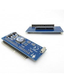 1.8 Micro SATA 16 Pin Female To IDE 44 Pin PCB Adapter Hard Drive Converter