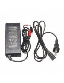 DC 14.4V 3A Lead Acid Battery Charger for 12V Lead Acid Battery Crocodile Clips AU