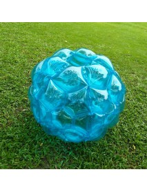 60cm PVC Inflatable Toys Bubble Ball Garden Camping Outdoor Children  Outdoor Gaming