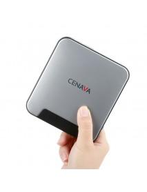 CENAVA MINI PCs Intel X5-Z8350 Quad Core 4GB/64GB Windows10 WIFI Bluetooth TF Mini PC TV Box