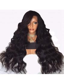 Female Mid-Length Curly Hair