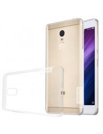 NILLKIN Ultra Thin Transparent Clear Soft TPU Protective Case For Xiaomi Redmi Note 4X