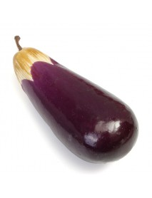 Eggplant Artificial Fake Vegetables Ornaments Shooting Photography Studio Prop