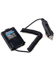 Retevis Battery Eliminator Adapter 12V For Baofeng UV5R Retevis RT5R Walkie Talkie Ham Radio