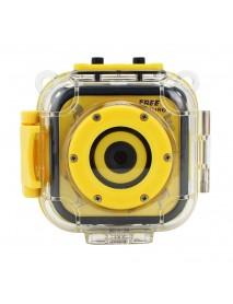 Free Capture 1.3MP 720P HD 1.77 Inch Screen Waterproof Kid Action Sport Camera