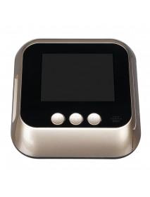 2.8Inch LCD 135 Degrees 720P HD Peephole Digital Viewer Door Eye Doorbell Video Doorbell Camera Indoor Chime Night