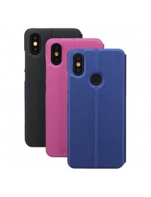Bakeey Flip PU Leather Full Body Protective Case For Xiaomi Mi A2 / Xiaomi Mi 6X