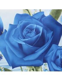 4Pcs 3D Blue Enchantress Printed Bedding Sets Quilt Cover Bed Sheet Pillowcases