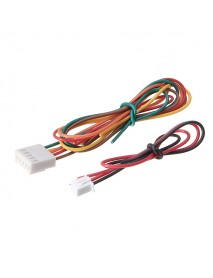 2Pin Light Cable 5Pin Joystick Cable for Arcade LED Joystick Game Controller DIY