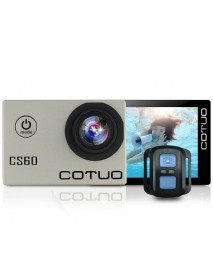 COTUO CS60 2.0 Inch LCD 4K WiFi 16MP HD 1080P Sport Action Camera