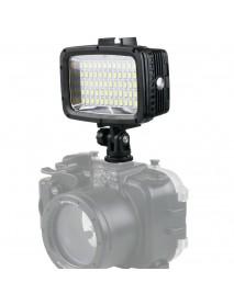 40m Waterproof Under Water LED Video Camera Fill Light Photography Lamp for Gopro Sjcam Xiaomi Yi