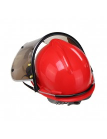 3 In 1 Security Protection Face Neck Helmet Mask Cap Protector Lens For Cutting Soldering Welding