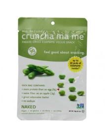 Cruncha Ma-Me Edamame Naked (8x0.7OZ )