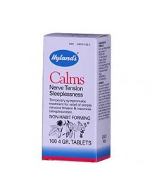 Hyland's Calms Tablets (1x100 TAB)
