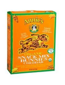 Annie's Homegrown Bunnies Cheddar Snack Mix (12x9 Oz)