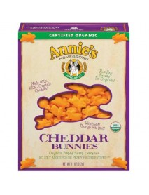 Annie's Homegrown Cheddar Bunnies Family Size (12x11 Oz)