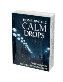 Historical Remedies Homepathic Calm Drops (12x30/LOz)