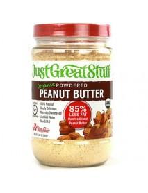 Betty Lou's Just Great Stuff Organic Powdered Peanut Butter (12x6.5 Oz)