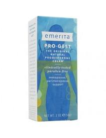 Emerita Progest Cream, Paraben Free (1x2 Oz)