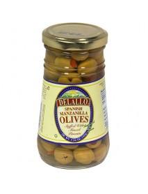 De Lallo Stuffed Manzanilla Olives (12x5.75 Oz)