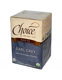 Choice Organic Earl Grey Tea (1x2LB )