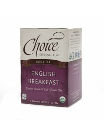 Choice Organic Eng Bkfst Tea (1x2LB )